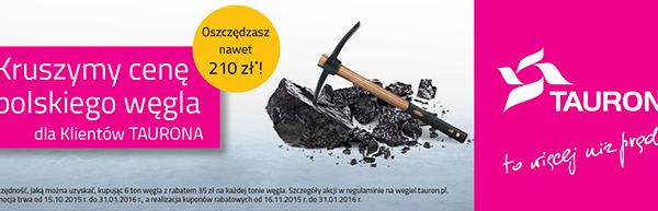 kruszymy cenę polskiego węgla