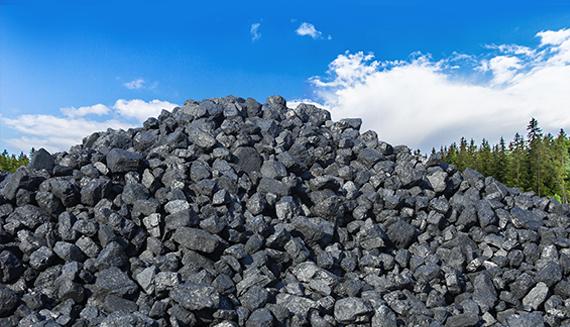Góra węgla
