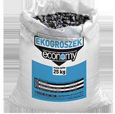 Ekogroszek Economy