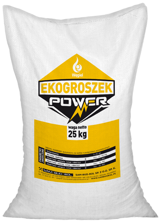 Ekogroszek Power