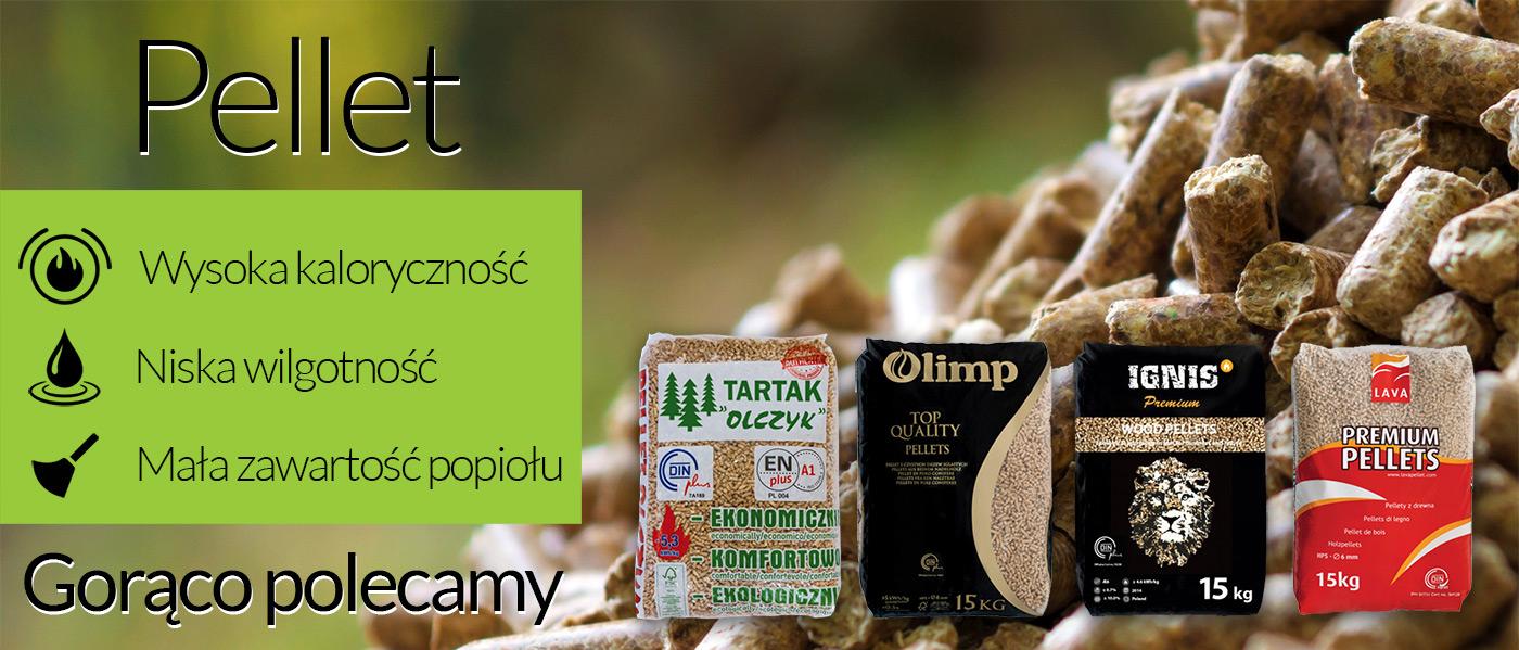Pellet drzewny - Cena produktu