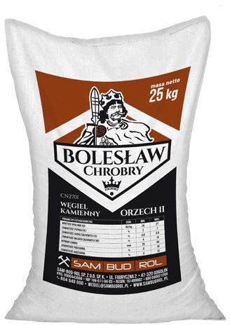 Bolesław Chrobry Węgiel kamienny Orzech II