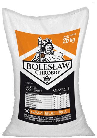 Bolesław Chrobry Węgiel kamienny Orzech